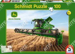 John Deere puzzle S670