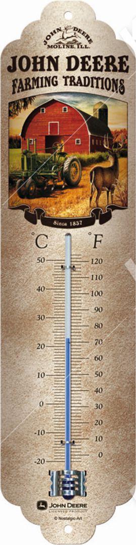 John Deere hőmérő