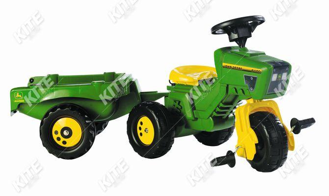 John Deere pedálos traktor