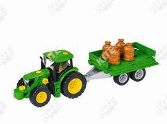 John Deere játék traktor