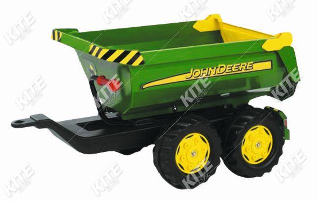 John Deere játék pótkocsi