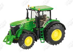 John Deere 7230R traktor-makett