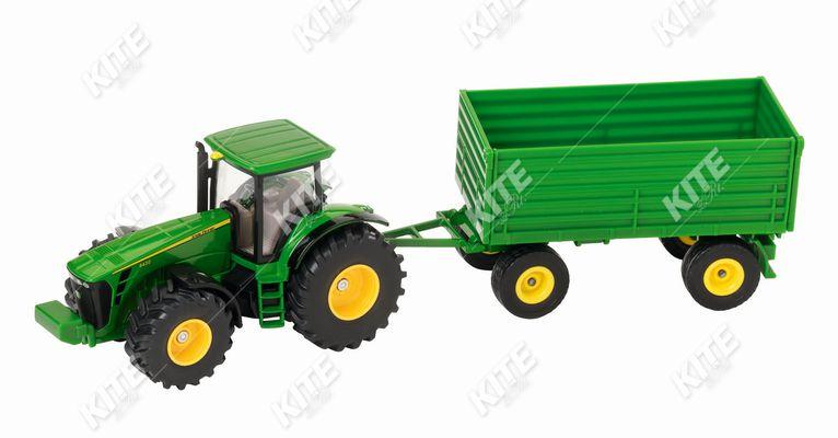 John Deere 8340 traktor-makett