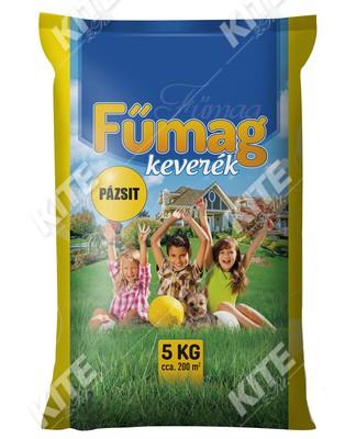 Pázsit fűmagkeverék (5kg)