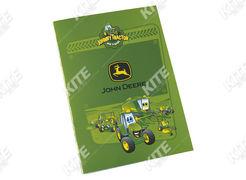 John Deere matricás könyv
