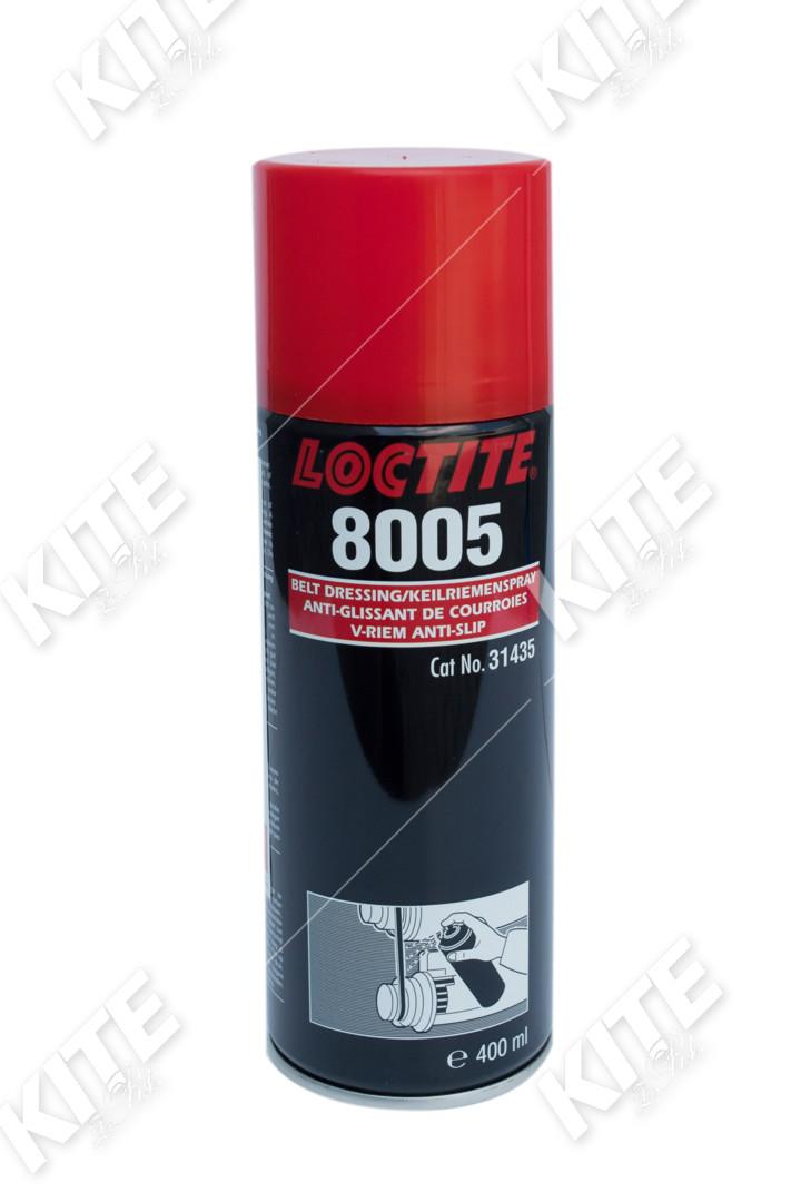 Ékszíjcsúszásgátló spray (Loctite 8005)