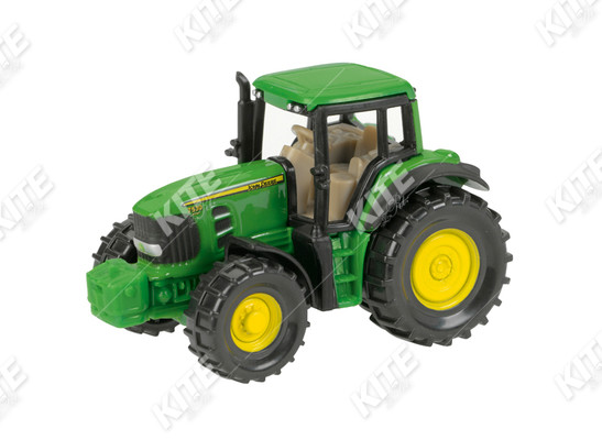 John Deere 7530 traktor makett