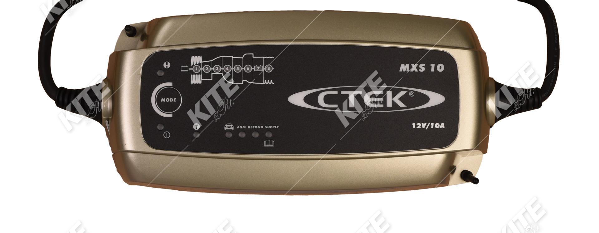 Akkumulátor töltő (MXS 10.0)