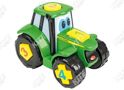 Johnny kistraktor készségfejlesztő játék