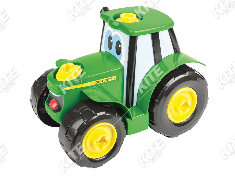 Johnny kistraktor építő