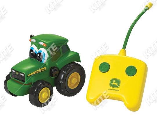Johnny távirányítós kistraktor