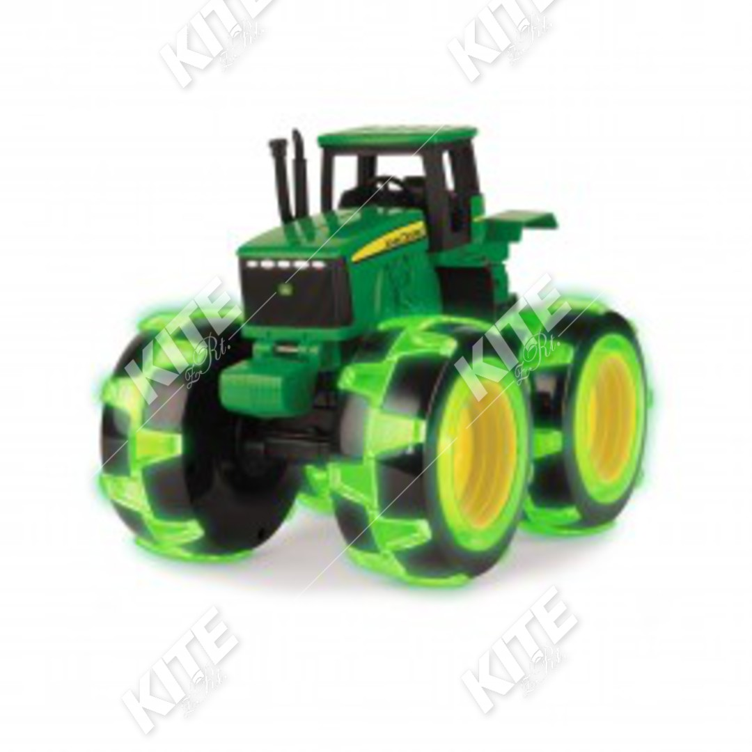 John Deere Monster traktor (világító)