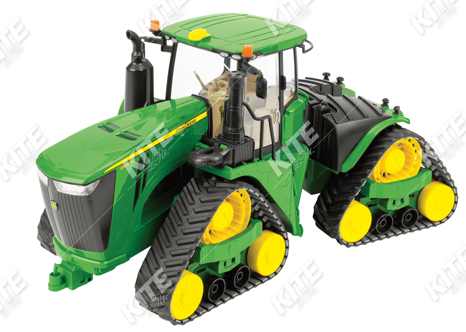 John Deere 9620RX traktor makett