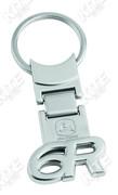 John Deere fém kulcstartó (6R)