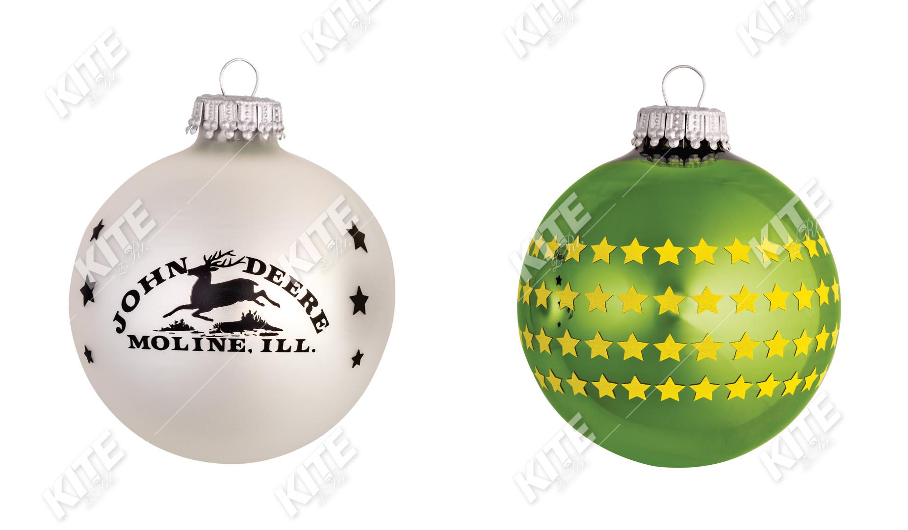 John Deere karácsonyfa dísz