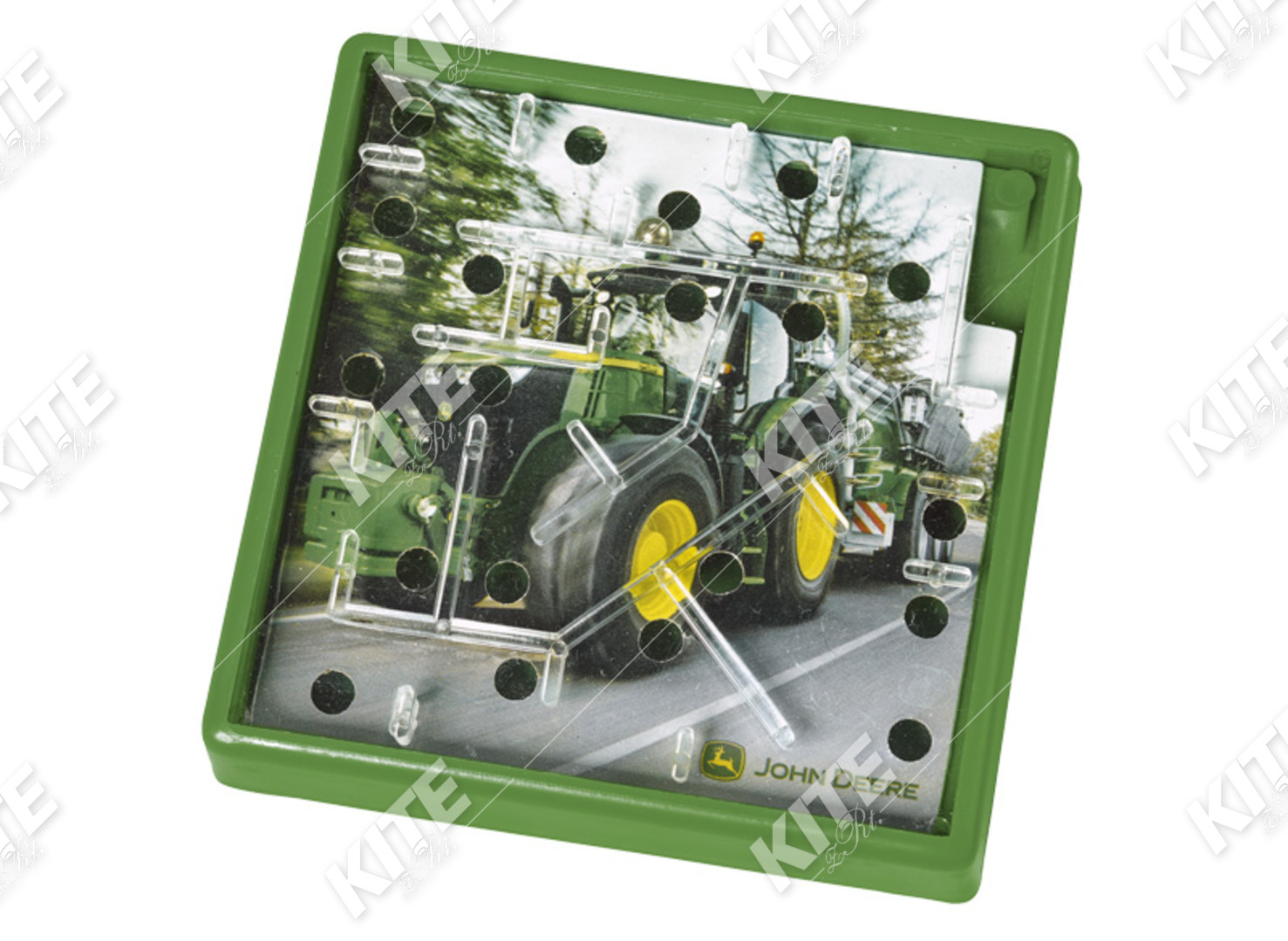 John Deere labirintus játék
