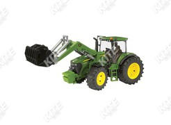 John Deere 7930 traktor-makett