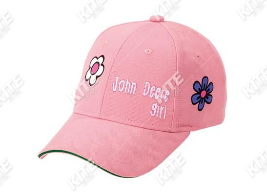 John Deere kislány sapka