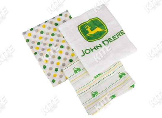 John Deere textil kendő