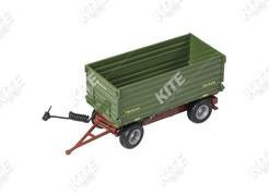 Fortuna távirányítható pótkocsi makett