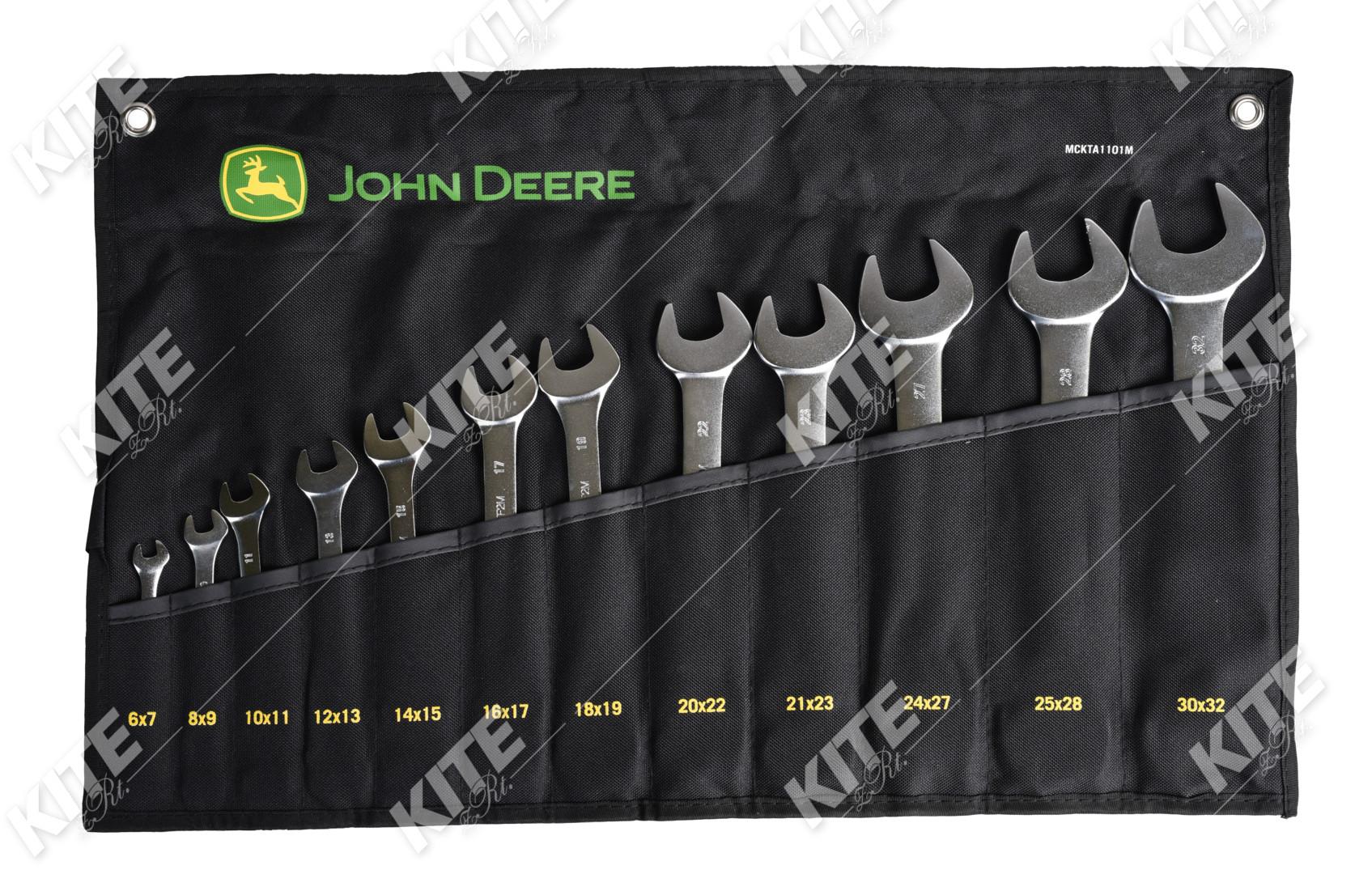 John Deere villáskulcs készlet