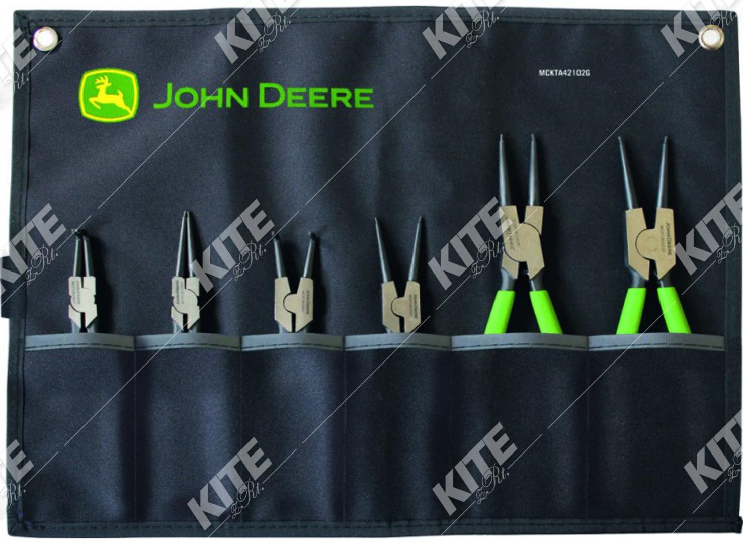 John Deere Seeger fogó készlet