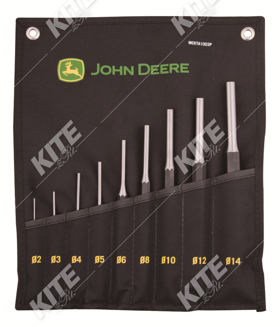 John Deere kiütő készlet