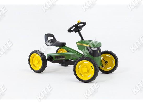 John Deere pedálos Go-Kart