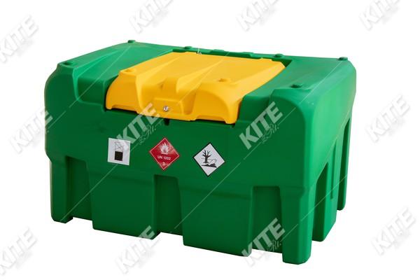 Szállítható gázolajtartály kimérővel (440 L /12 V)