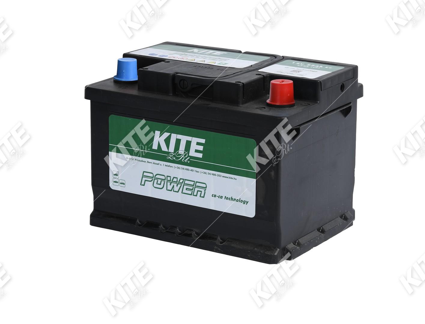 KITE POWER akkumulátor (55 Ah)