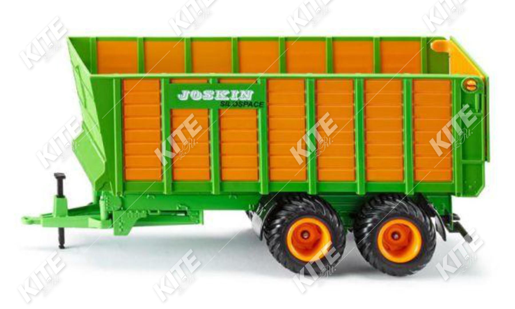 Joskin silószállító pótkocsi makett