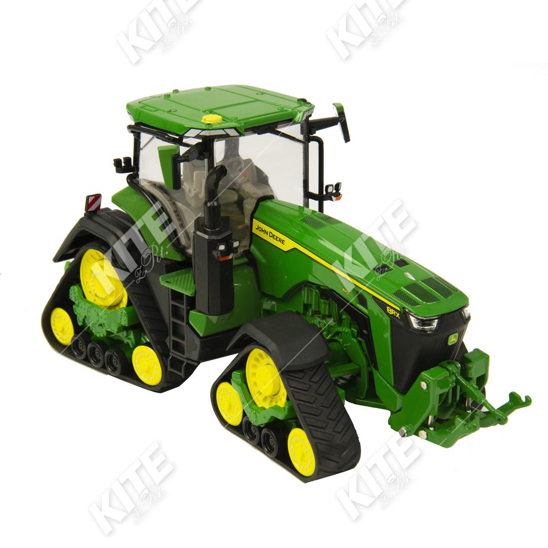 John Deere 8RX traktor makett