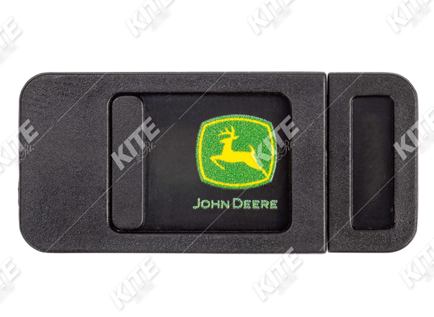 John Deere webkamera takaró