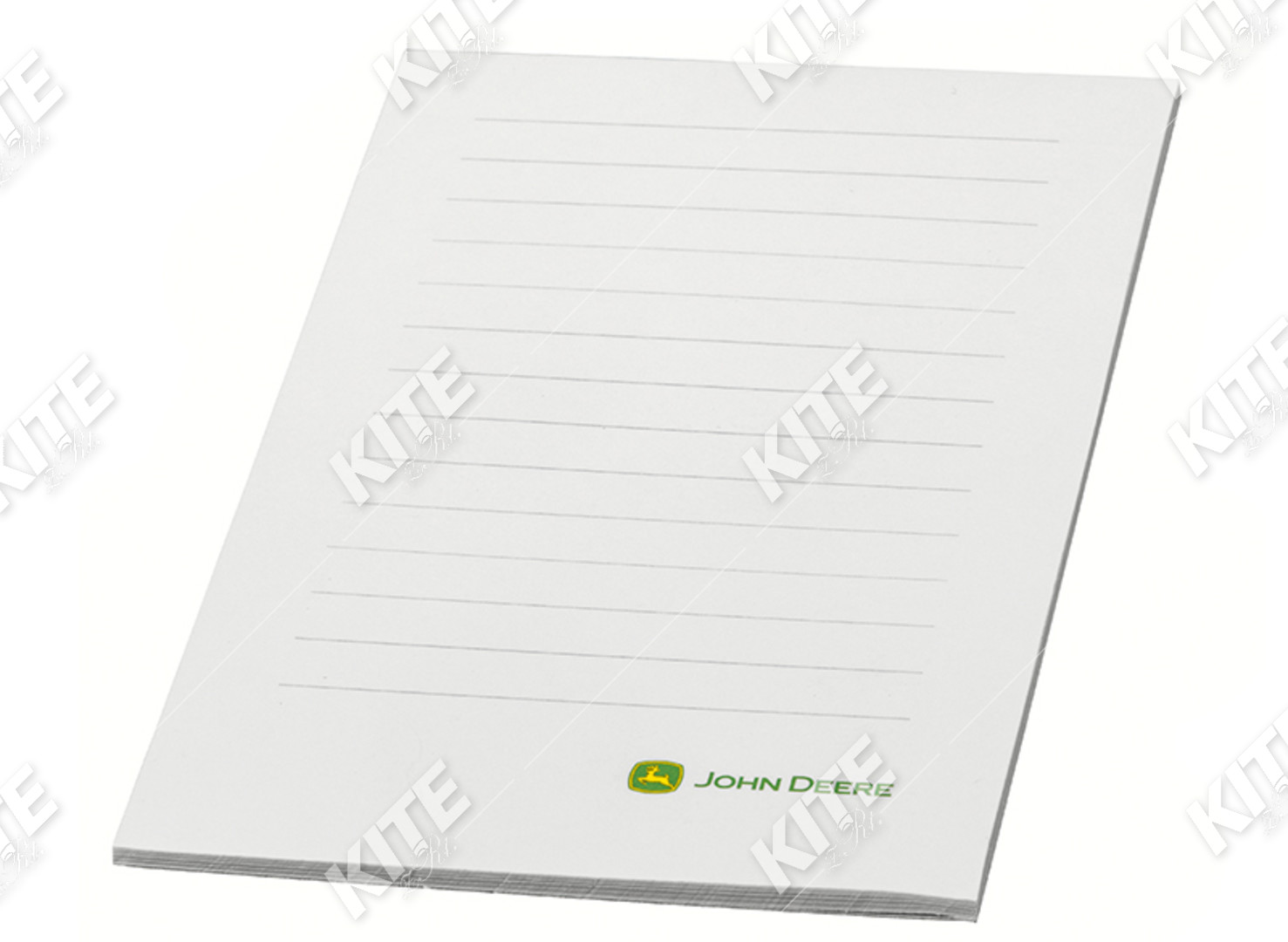 John Deere jegyzetpapír