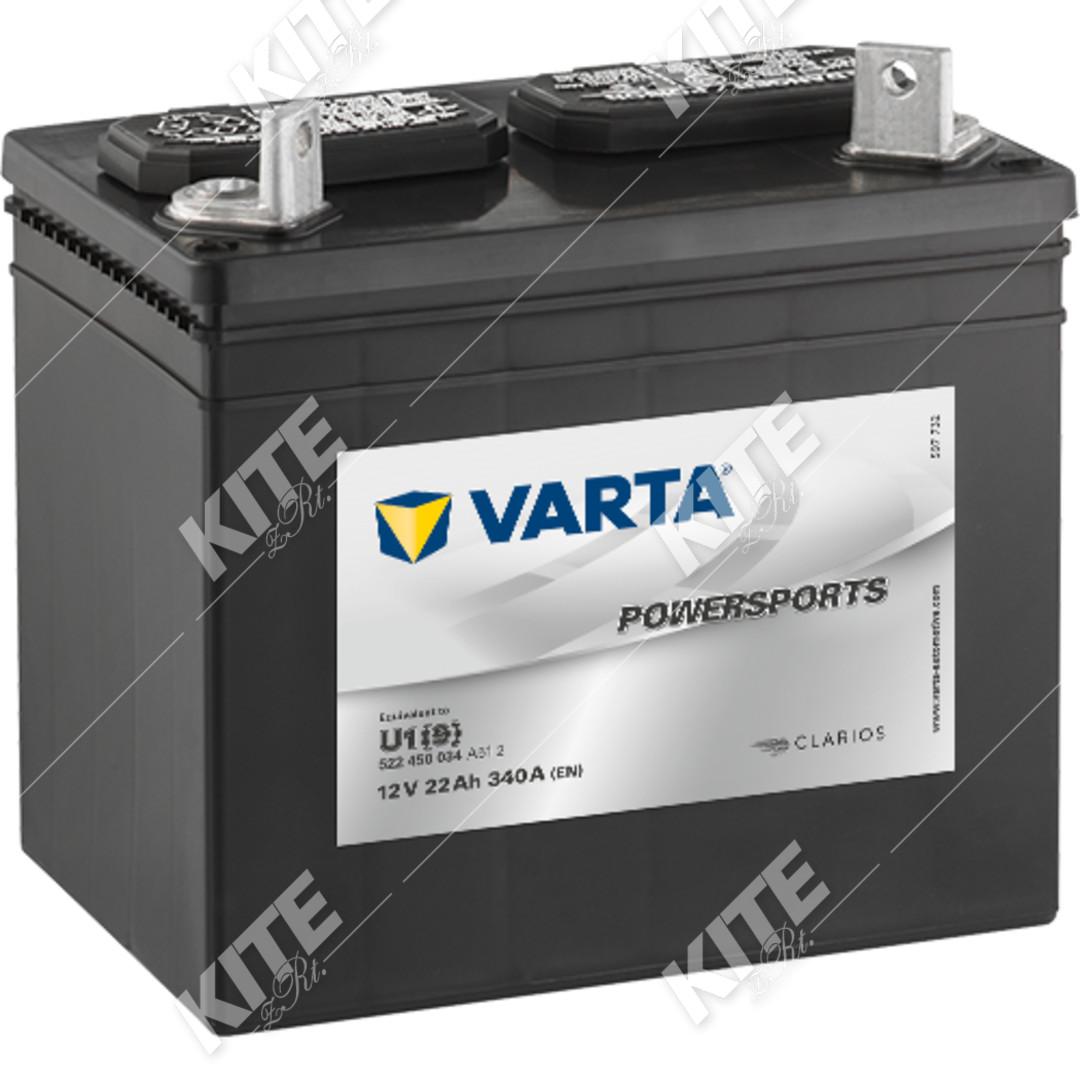 VARTA akkumulátor (22 Ah)