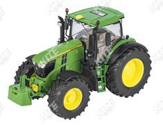 John Deere 6250R traktor makett
