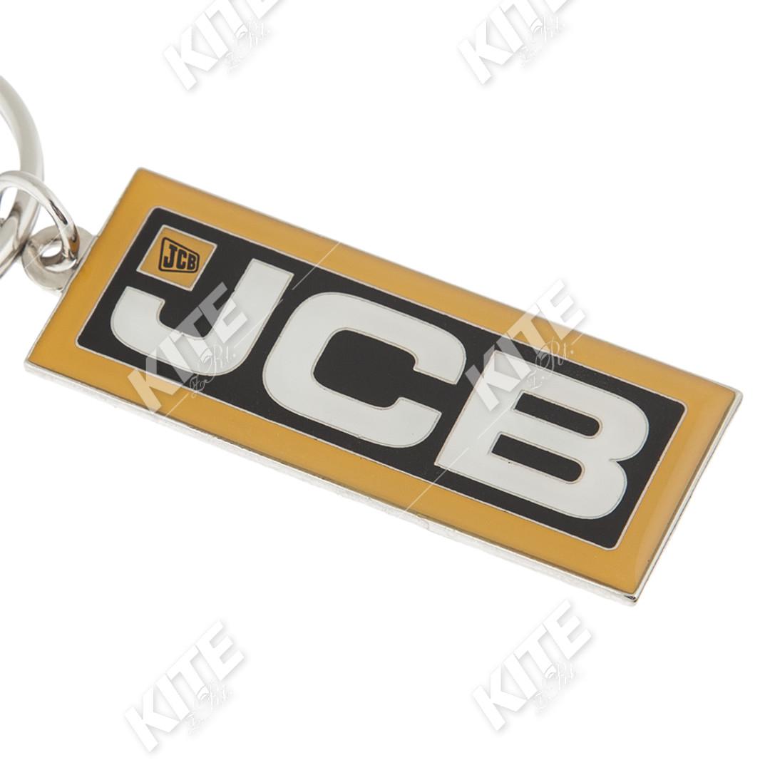 JCB kulcstartó