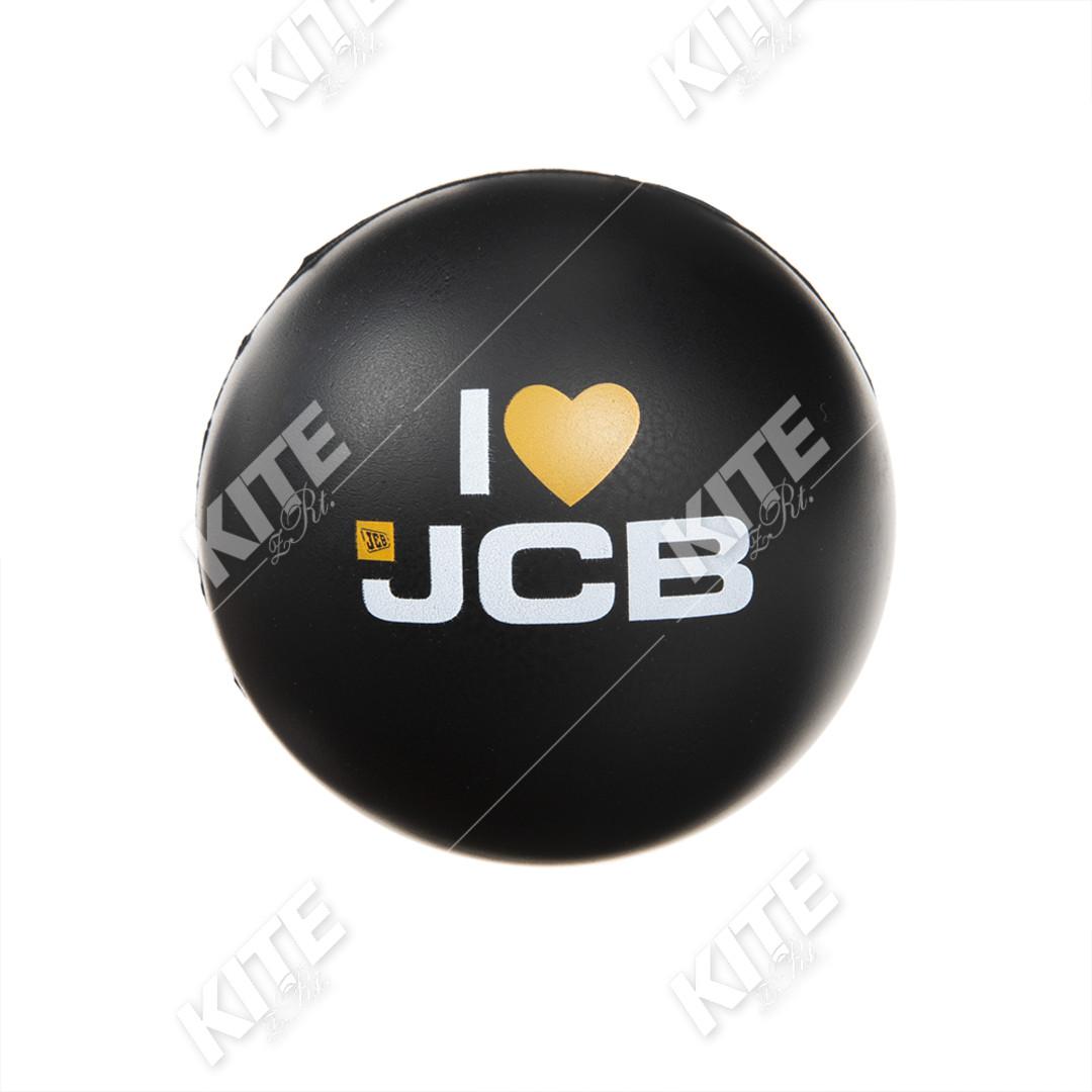 JCB stresszlabda