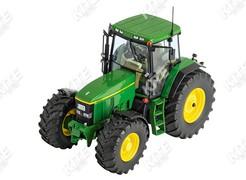 John Deere 7810 traktor makett