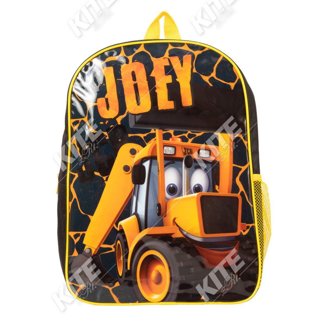 JCB gyerek hátizsák